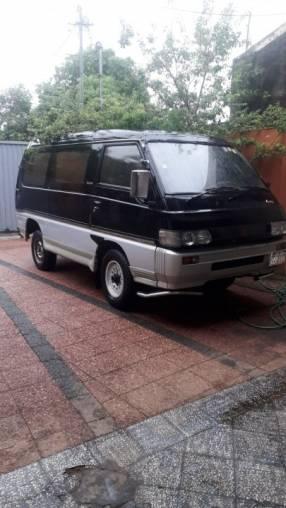 Mitsubishi Delica L300