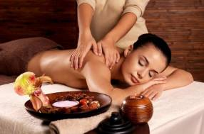 Masaje Relax Express para damas 30 minutos SPA Hotel Dazzler