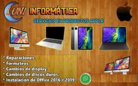 Reparación de MacBook Pro