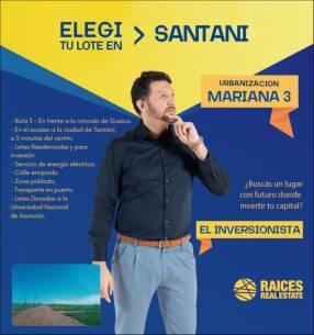 Terreno en Santaní