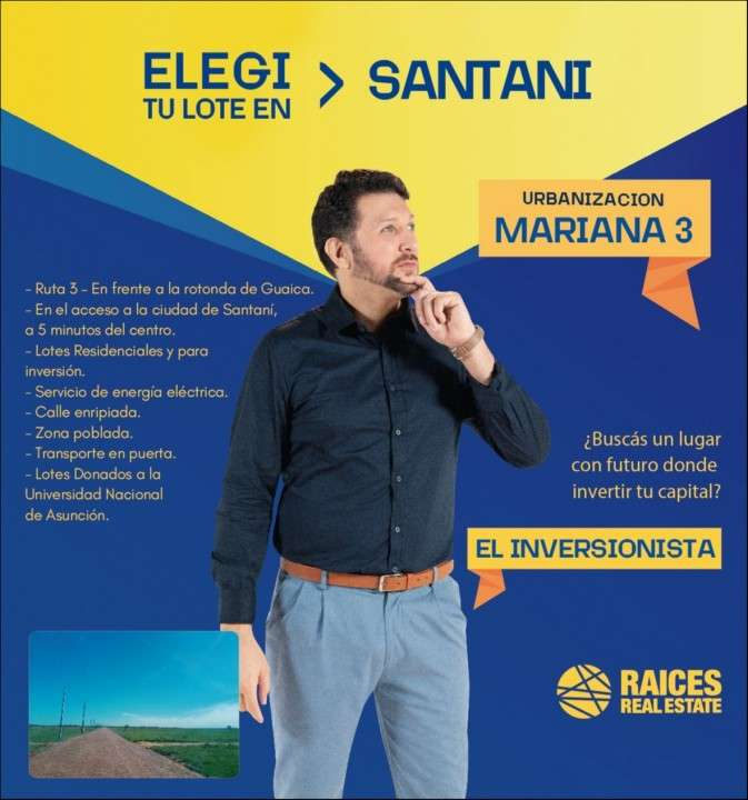 Terreno en Santaní - 0