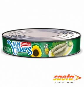 Sardina Van Camp's en aceite lata 225 gramos