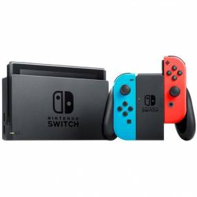 Console Nintendo Switch 32GB - Azul/Rojo