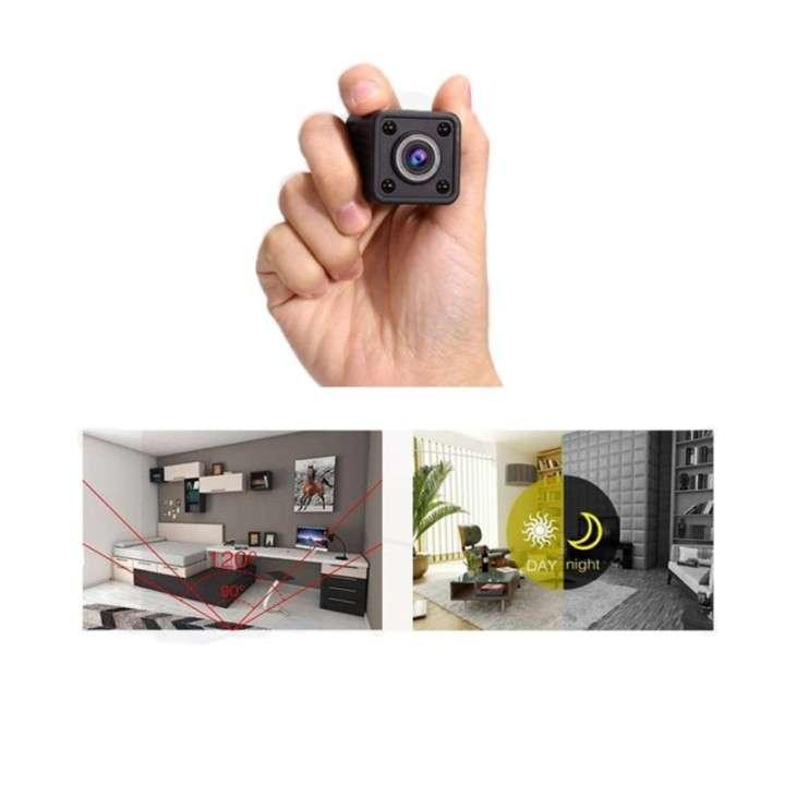 Mini cámara de Seguridad Espia cámaras de Seguridad HD Micro - 2