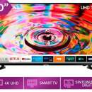 Televisor smart led Samsung 50 pulgadas 4K ultra HD HDR - 0
