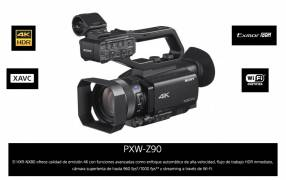 Filmadora Sony PXW-Z90V 4K