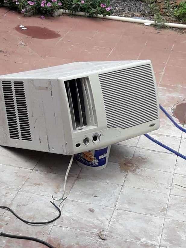 Aire acondicionado de ventana 12.000 btu - 0