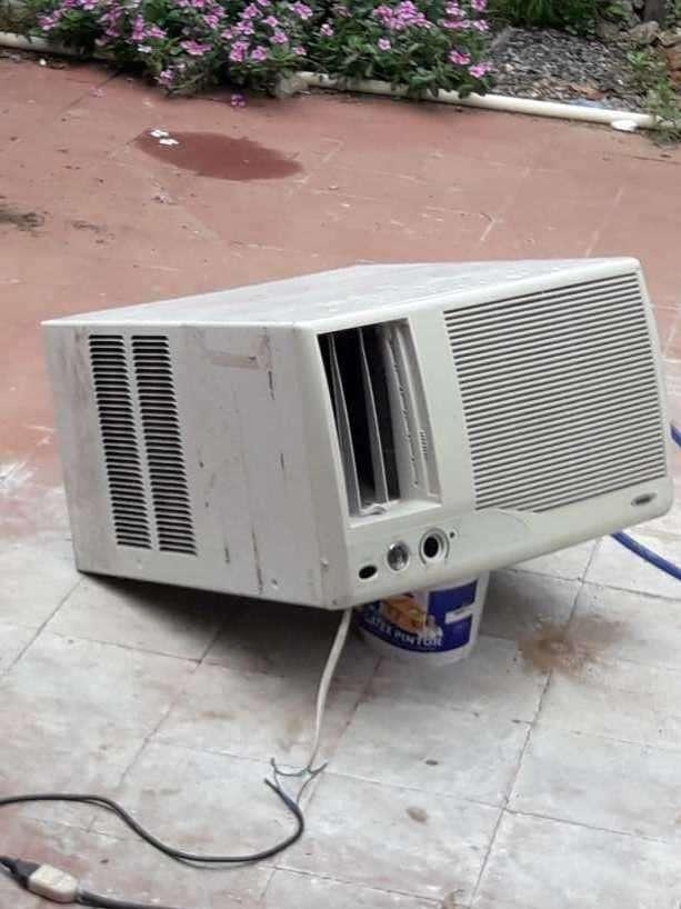 Aire acondicionado de ventana 12.000 btu - 1