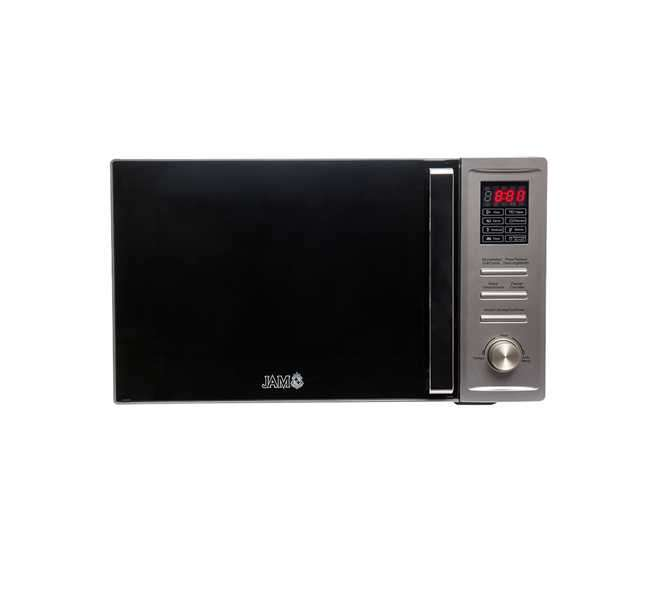 Microondas jam 36lts mod ax360jmk grill silver puerta espejada 1000w 230v/50hz (10736) - 0