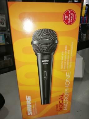 Micrófono Profesional chure