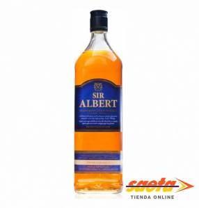 Whisky Sir Albert Blend 1 litros