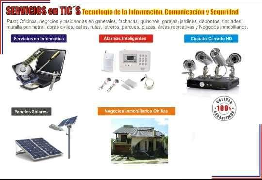 Servicios en TICs desde Ciudad del Este al Paraguay - 0