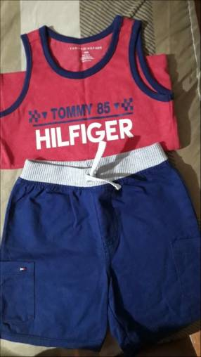 Conjunto Tommy 18 meses