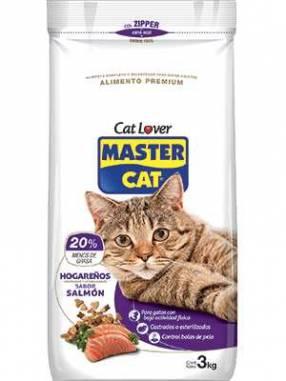 Master Cat Hogareños Salmón