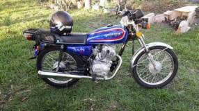 Moto Kenton GL Classic 125 cc