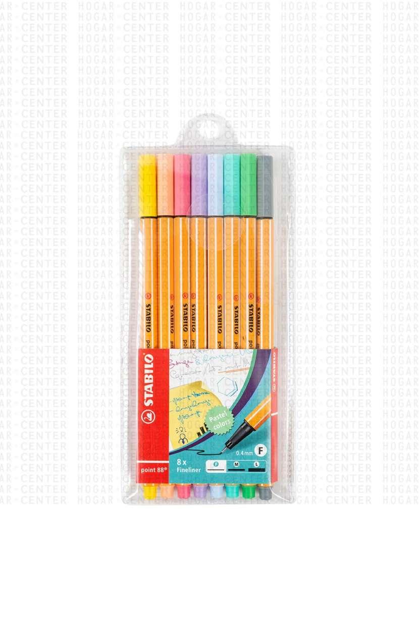 Stabilo Pen 68 tono pastel - 1