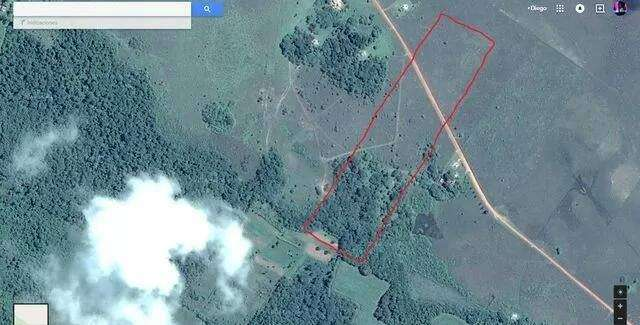 8 hectáreas de campo en San José de los Arroyos COD 3168 - 4