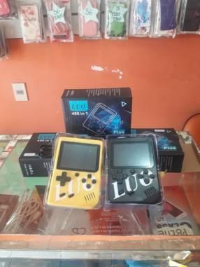 Gamepad con 400 juegos