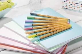 Stabilo Pen 68 tono pastel