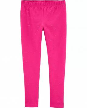 Legging Pink Sparkly Carter's