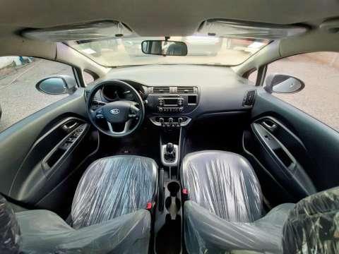 Kia Rio Hatchback 2012 motor 1400 naftero mecánico - 5