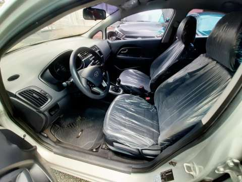 Kia Rio Hatchback 2012 motor 1400 naftero mecánico - 6