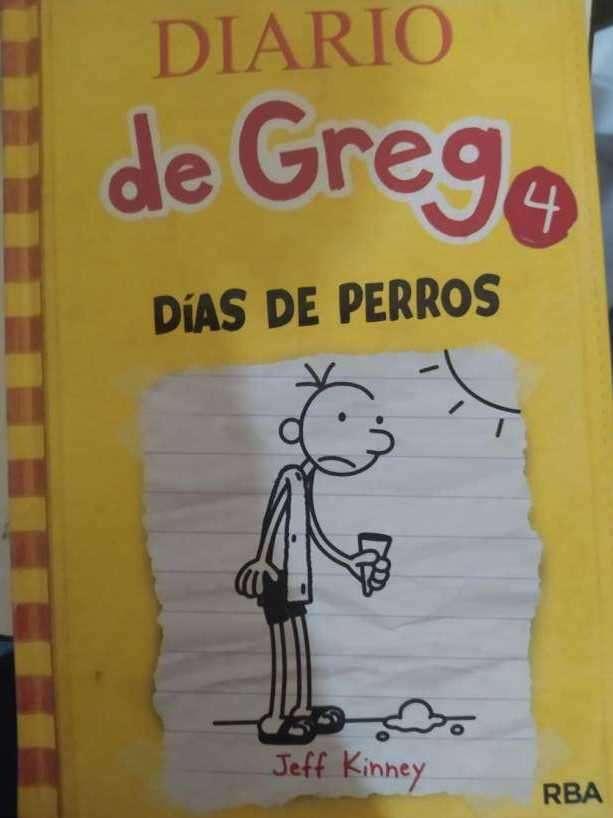 Libros infantiles diario de Greg 3 y 4 - 1