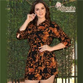 Vestido Femenino Mimosa