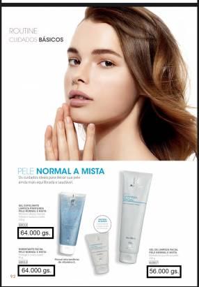 Kit de limpieza facial pieles normales y mixtas
