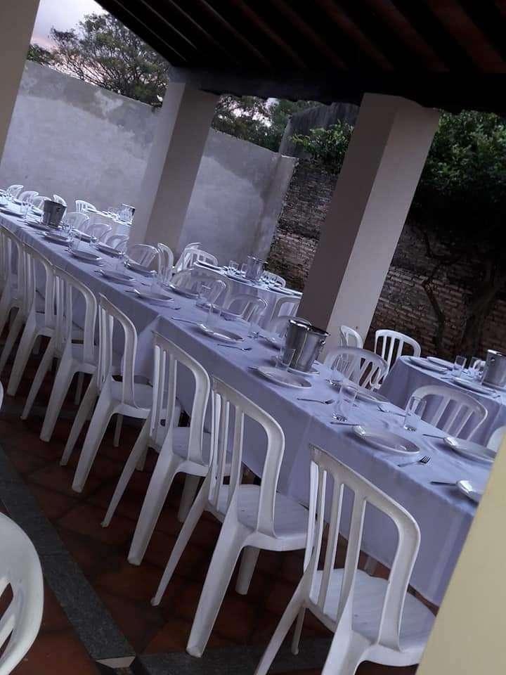 Mesas sillas y vajillas - 3