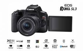 Canon EOS SL3 Kit 18-55mm F/4-5.6 IS STM
