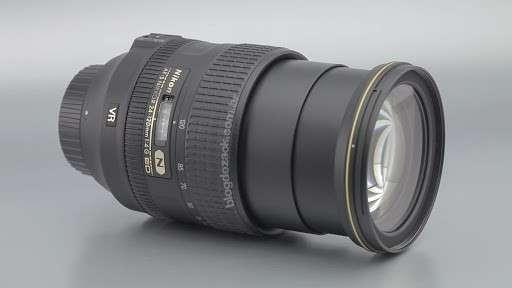 Lente Nikon FX 24-120MM F4G ED VR AF-S - 0