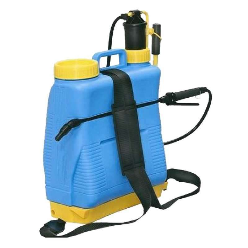 Fumigador pulverizador tipo mochila de 12 litros