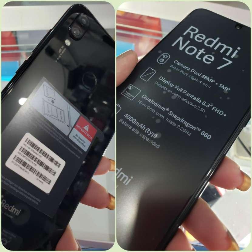 Xiaomi Redmi Note 7 de 128 gb - 1