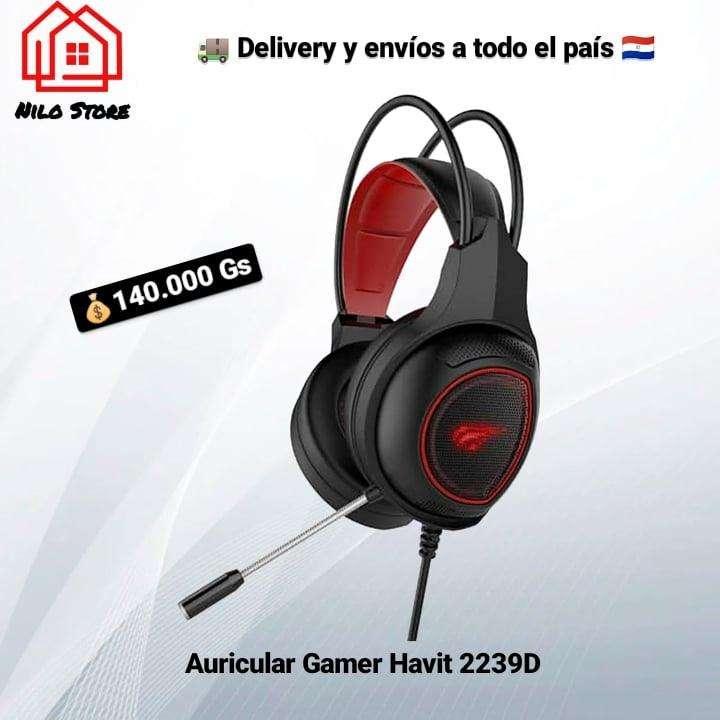 Auricular Gamer Havit 2239D - 0