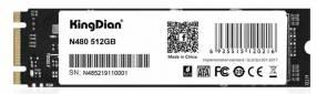 SSD M.2 SATA KingDian de 512 gb