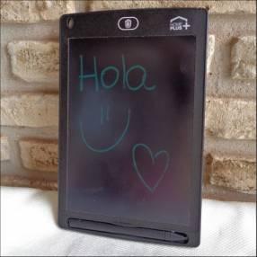 Tableta de escritura LCD Home Plus