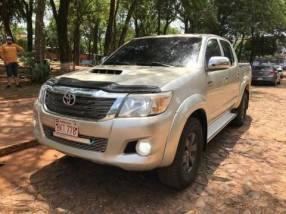 Toyota Hilux 2012 4x4