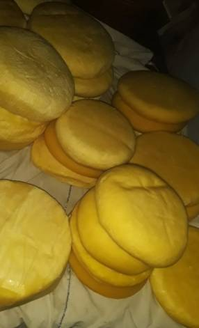 Queso Paraguay