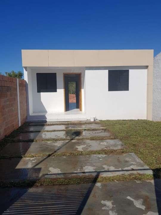 Construcción de casa minimalista 50 m2 - 1