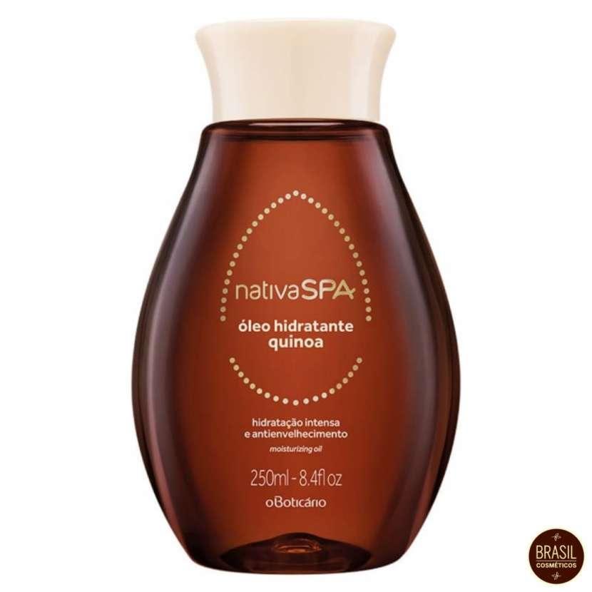 Oboticario Nativa Spa óleo hidratante corporal Quinoa - 0