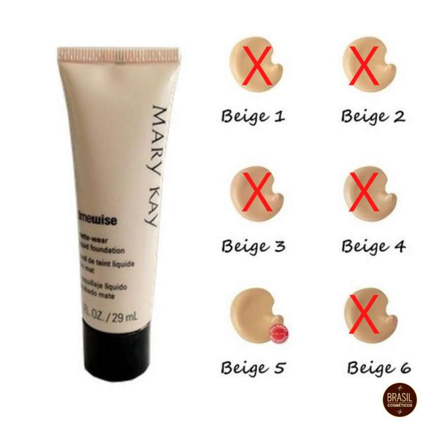 Mary Kay Timewise base líquida matte beige 5 - 0