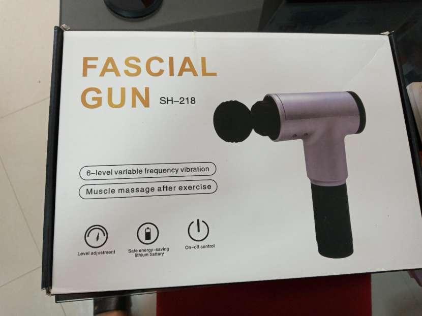 Masajeador Gun inalámbrico - 0