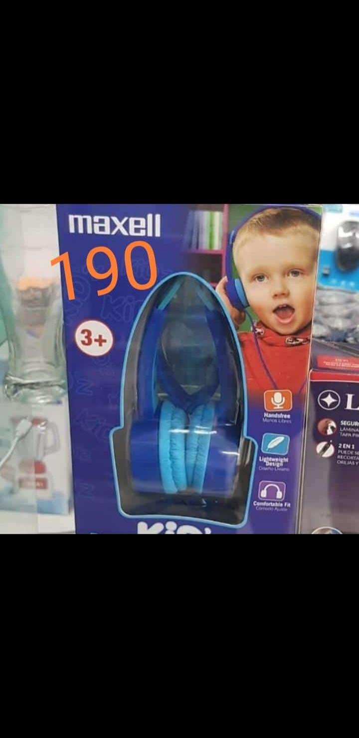 Auricular Maxell - 0