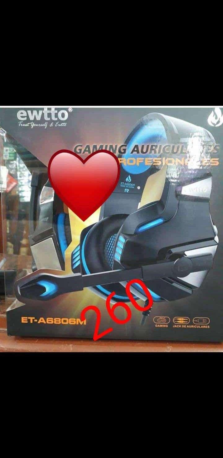 Auricular gamer - 0