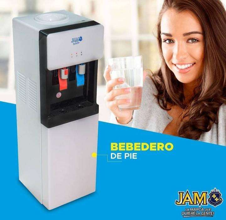 Bebedero de pie JAM - 0