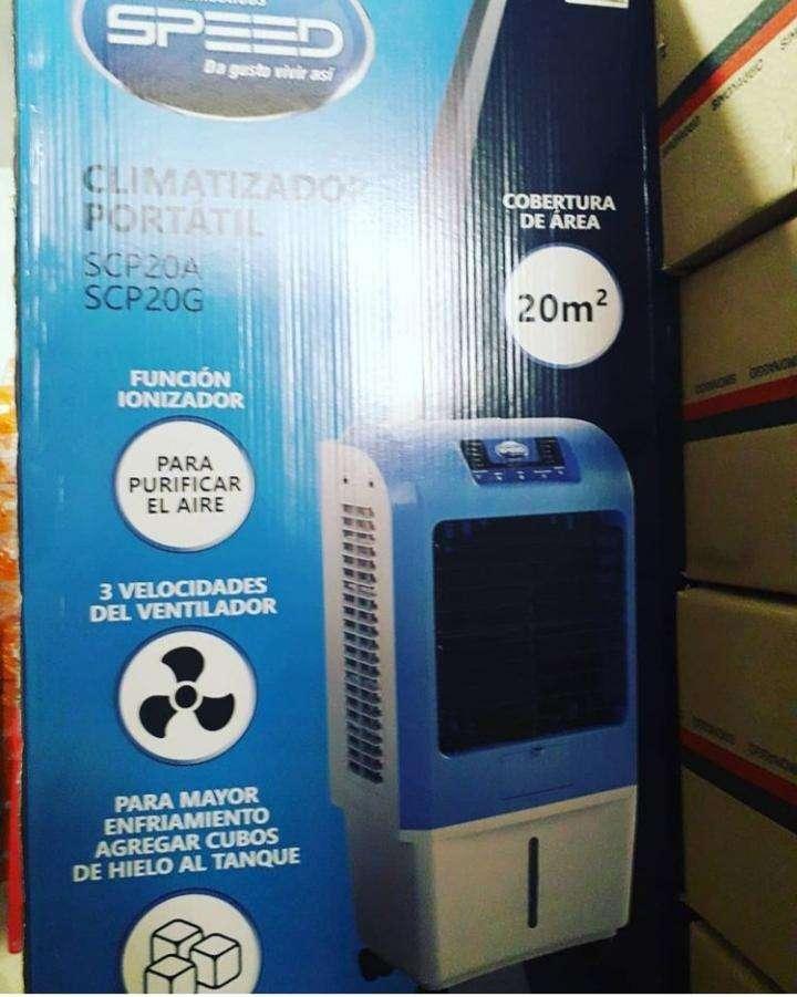 Climatizador portátil Speed - 0