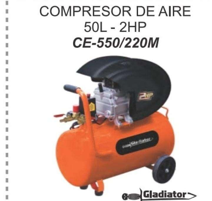 Compresor de aire Gladiator - 0