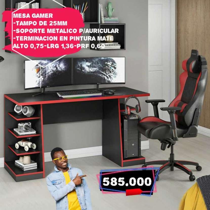 Mesa gamer - 0