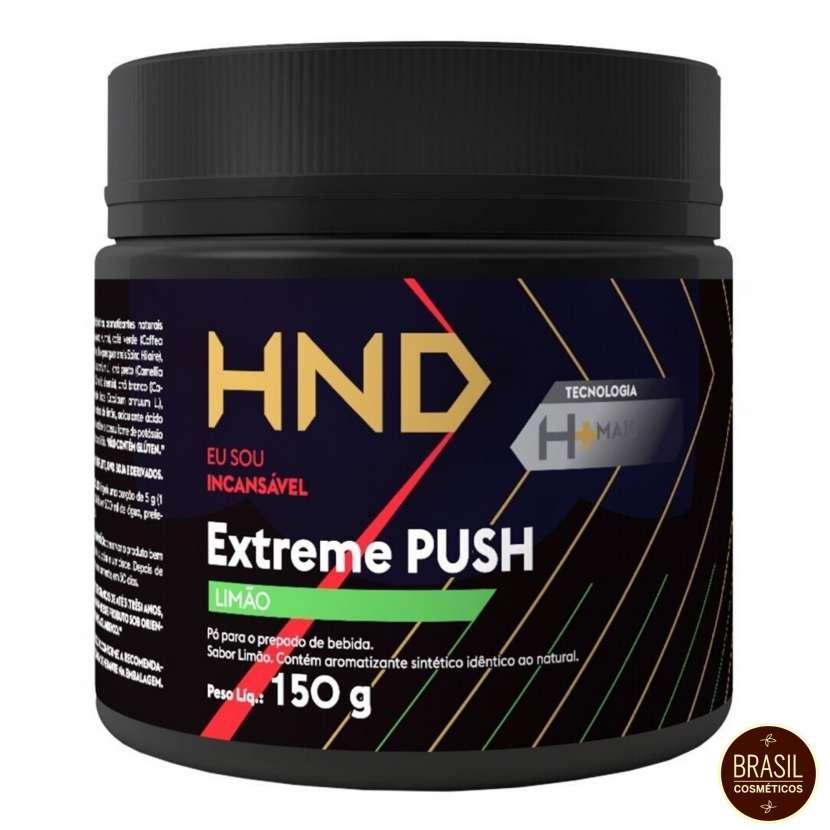 HND pre entreno extreme push de limón - 1